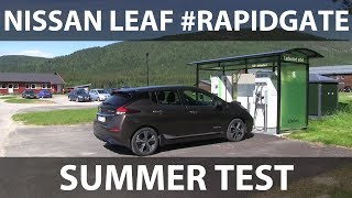Leaf rapidgate summer test