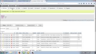 Trik Belajar MySQL 13 :  Membuat Relasi Data pada Database MySQL dengan phpMyAdmin