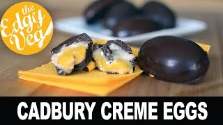 Vegan Recipe: Cadbury Creme Eggs Recipe | The Edgy Veg