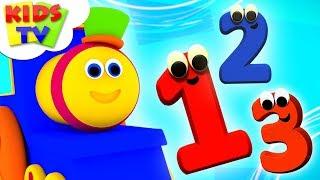 Learn Numbers   Bob The Train   Preschool Nursery Rhymes For Kids   Videos For Babies by Kids Tv