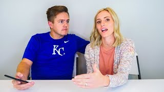 Leaving YouTube and Counseling - Ellie and Jared Q&A