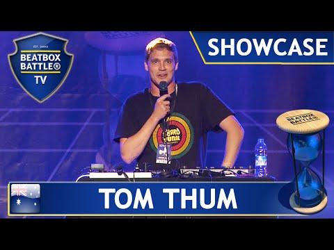 Tom Thum from Australia Showcase Beatbox Battle TV