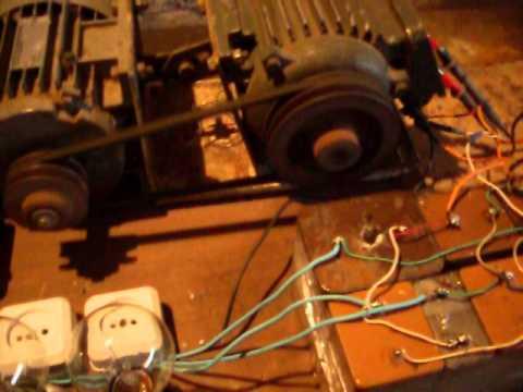 как подобрать маховик для колуна на электродвигатель 1500 оборотов