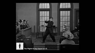 Charlie Chaplin - David and Goliath (from The Pilgrim)
