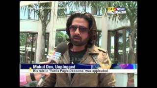 Mukul Dev - Interview