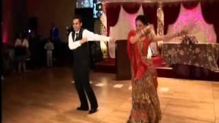Walia family dance