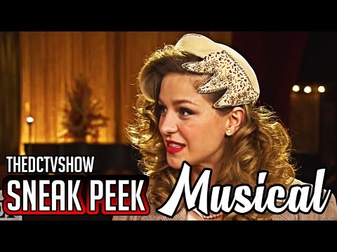 The Flash 3x17 Supergirl Musical Crossover Sneak Peek 3 Duet Season 3 Episode 17 Preview