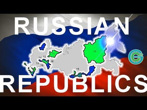 Xxx Mp4 RUSSIAN REPUBLICS Explained Geography Now 3gp Sex