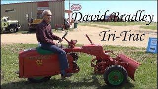 David Bradley Tri-Trac