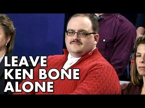 Leave Ken Bone Alone