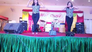 KIST welcome dance by 7th batch students