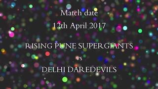 RPS vs DD    VIVO IPL 2017 Prediction    Match 52    Who will win?    12th April 2017