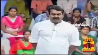 Orrisa Balu Speech about Tamil language