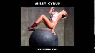 Miley Cyrus Wrecking Ball audio Hq