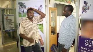 who told u i have a bus?- (Comedy made in Africa)