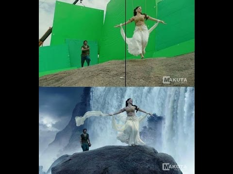Making Of Bahubali - 2 Official || VFX shots | 2016 Latest