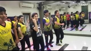 SangVi Dance Classes | Sau Tarah Ke | A Batch Choreography