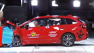 2016 Subaru Levorg CRASH TESTS