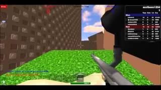 accfbees1234's ROBLOX lets play:paintball