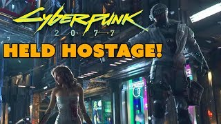 Cyberpunk 2077 Held HOSTAGE! - The Know Gaming News