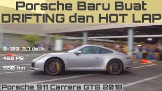Siksa Porsche 911 GTS buat Drifting dan Hot Lap   VLOG #39