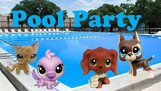 LPS: Pool Party