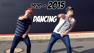 DANCE THROUGH TIME (1920-2015) | BadAss Movement