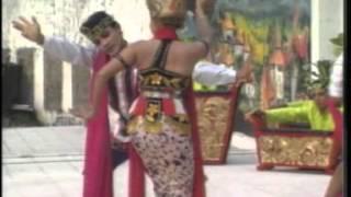 Kesenian Daerah Gandrung Banyuwangi **** Erang Erang - Supinah
