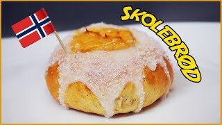 ℗ Skolebrød  (Bollos Noruegos) | SuperPilopi