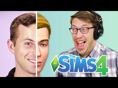 Keith Controls His Friends' Lives In The Sims 4 • Ned