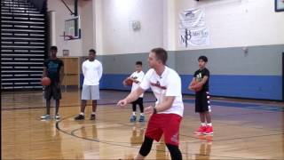 Micah Lancaster - When Ball Handling is Like Walking - From the I'm Possible Coaches Conference