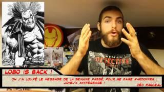 JT Comics #54 - Marvel mendie ! DC massacre / Lobo is back / Stjepan Sejic - 21/09/16