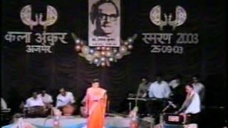 Kahan Le Chale Ho - Durgesh Nandini [1956] Lata Mangeshkar - Kala Ankur - Raksha Sharma