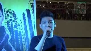 Darren Espanto See You Again at SM BF