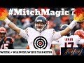 2018 Fantasy Football Advice  - Week 7 Top Waiver Wire Targets