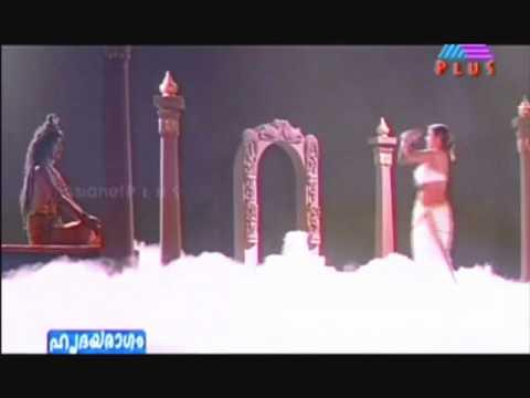 Hot Bhanupriya Navel & Boobs