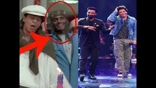 Remo D'Souza's throwback as SRK's back dancer will inspire you