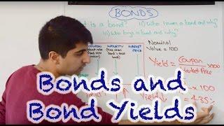 Bonds and Bond Yields