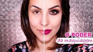 O Poder da Maquiagem - Inspiração NikkieTutorials