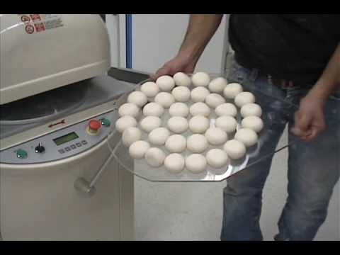 SPA 36 Part Bun Divider Rounder Empire Bakery Equipment