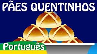 Pães Quentinhos | Canções Infantis em Português | ChuChu TV