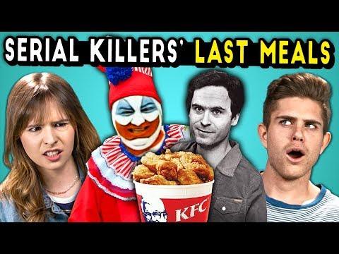 Serial Killer s Last Meals on Death Row React