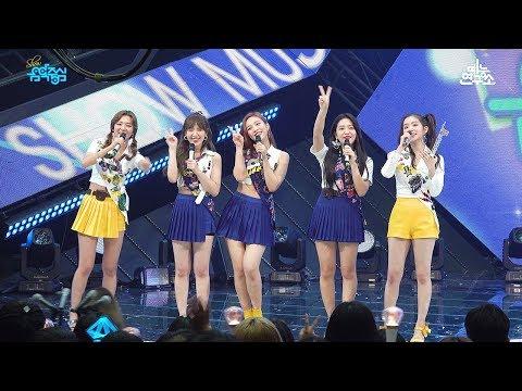 [예능연구소 직캠] 레드벨벳 파워 업 1위 앵콜 @쇼!음악중심_20180818 Power Up Red Velvet in 4K