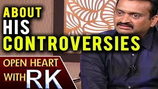 Producer Bandla Ganesh About His Controversies And Film Industry Entry | Open Heart With RK | ABN
