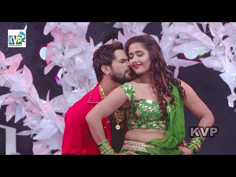 Xxx Mp4 Bhojpuri Award Show 2018 Khesari Lal Kajal Raghwani Live Dance HD Video 3gp Sex