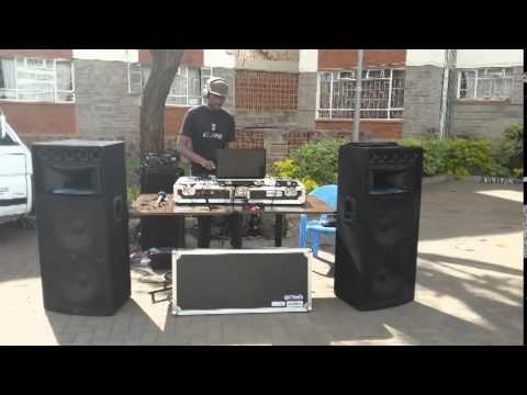 DJ - Smaff ::::Hands on Steel (Outdoor) 2