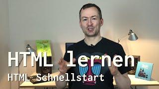 #001 HTML Schnellstart – Die ersten Webseiten