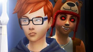 SIMS 4 STORY l EVIL IMAGINARY FRIEND (Birth To Death)