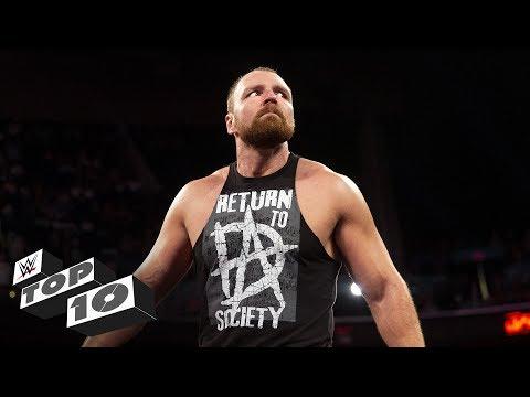 Xxx Mp4 Dean Ambrose S Untamed Lunatic Moments WWE Top 10 Aug 20 2018 3gp Sex