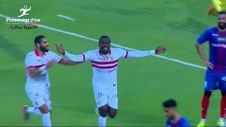 أهداف مباراة بتروجت 1 - 3 الزمالك | الجولة الـ 25 الدوري المصري